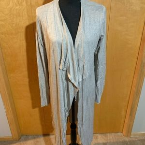 Chelsea & Theodore long Sleeve Duster